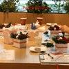 クリナップ・キッチンタウン・東京「クリスマスアレンジ」教室の様子の画像