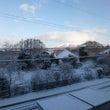 初雪観測とサッカー始…