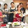 酵素玄米 お料理教室  クリスマスバージョンの画像