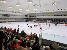 新横浜スケートセンター|スタジアム紀行