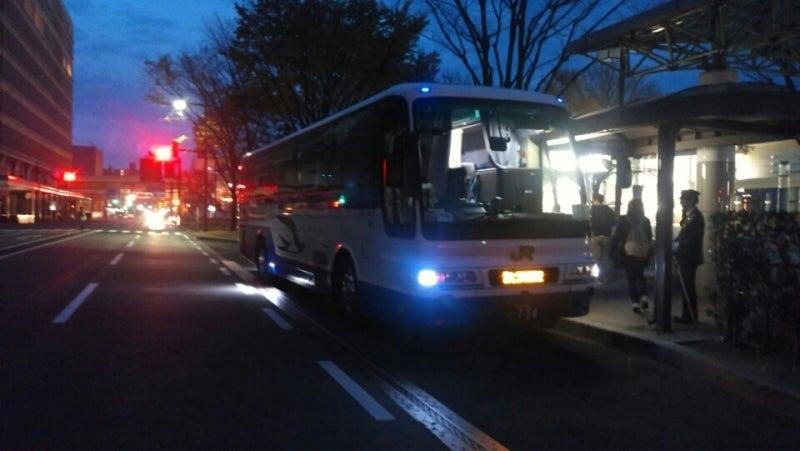 原発事故に揺れる街へ~ドリームふくしま・横浜号と福島-相馬特急バス ...