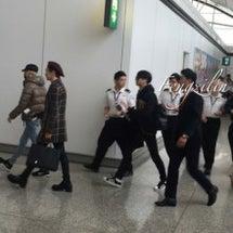 SHINee空港