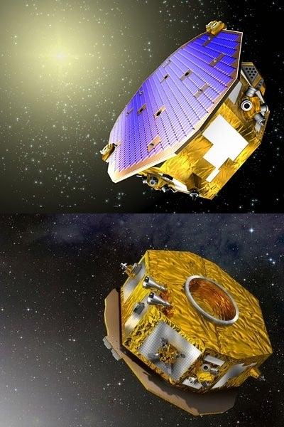 Vegaロケット、宇宙重力波観測衛...