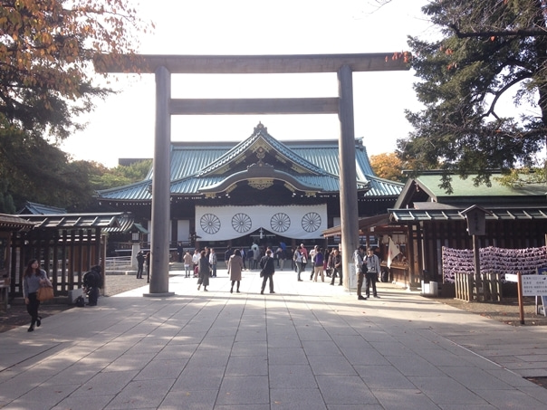 靖國神社10