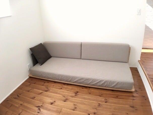 無印良品 脚付ベッド用 脚 12cm ロ.