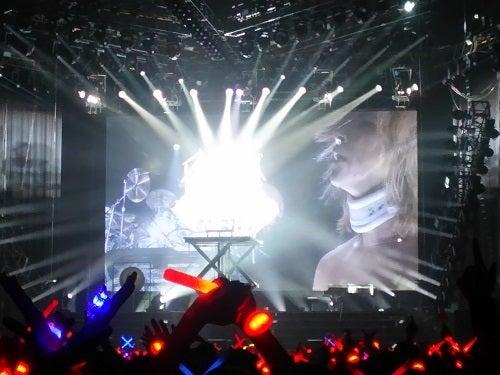 X JAPAN】 JAPAN TOUR 2005 in Yokohama