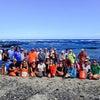 「太平洋のゴミの海流」の最前線へ!の画像