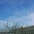 南あわじの真っ青な空