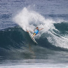 round 2 completed at billabong pipe mastersの記事より