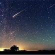 双子座流星群~流れ星…