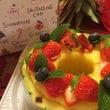 フルーツでケーキ☆キ…