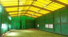 室内練習場新設工事・完了写真