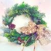 クリスマス・リース♡頂きました♡の画像