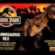 ティラノサウルスを、…