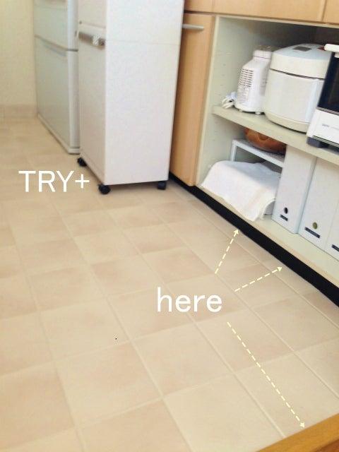 キッチン床5