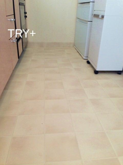 キッチン床6