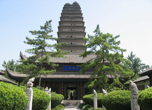 2015年夏、中国旅行記28「西安・...