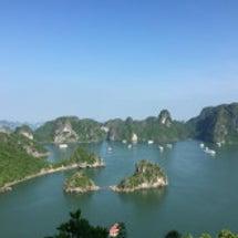 ベトナム ハロン湾 …