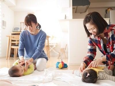 東松戸 ベビーマッサージ