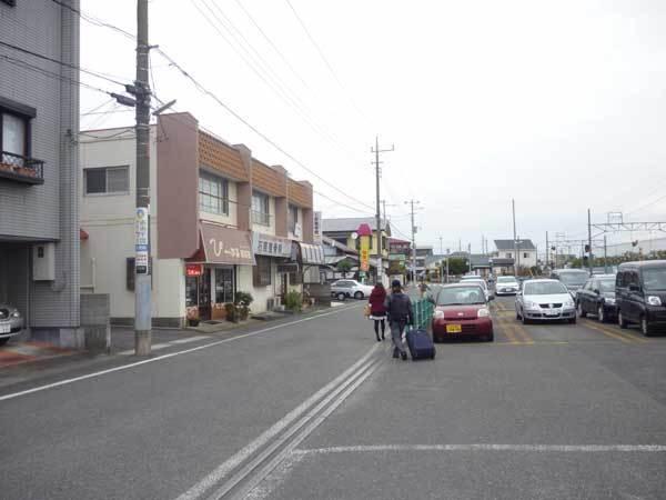 12/24韮山駅から北へ