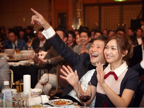前澤友作さんといえば、タレントの紗栄子さんと交際をしていましたね!