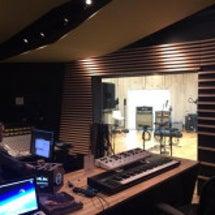 昨日は珍しいスタジオ…