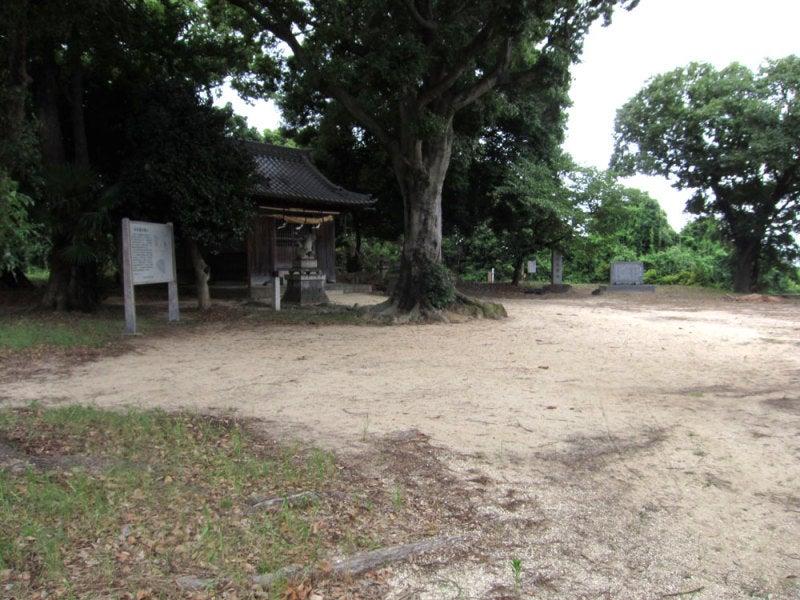 村木砦①八剣神社
