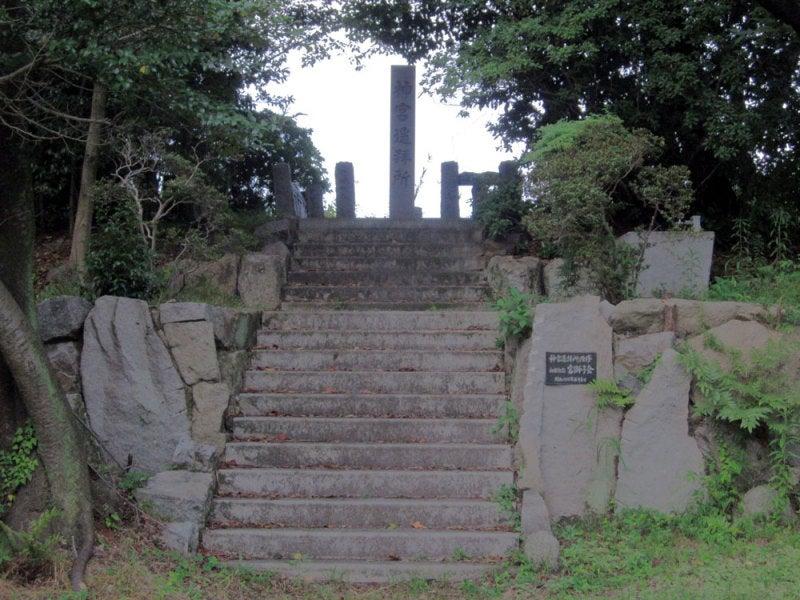 亀崎城③別の石碑