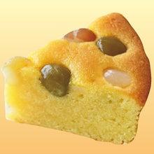 お豆のケーキ