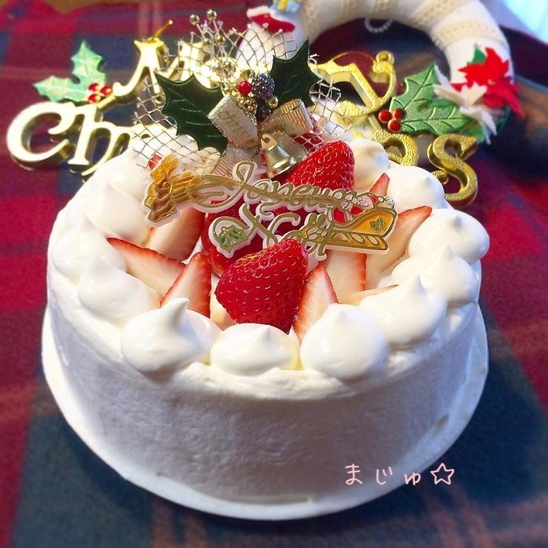 100投稿目♪クリスマスケーキ第二弾☆