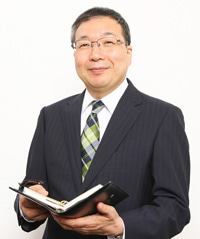 税理士のプロフィール写真撮影