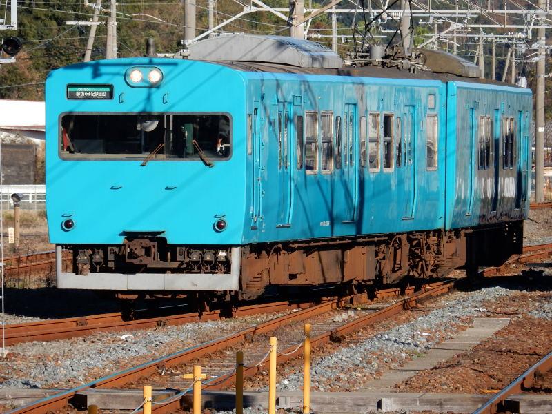 久しぶりの紀州鉄道 | Y14編成の...