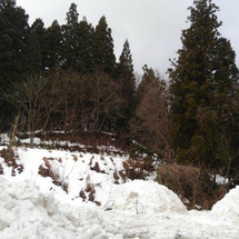 雪遊び体験!