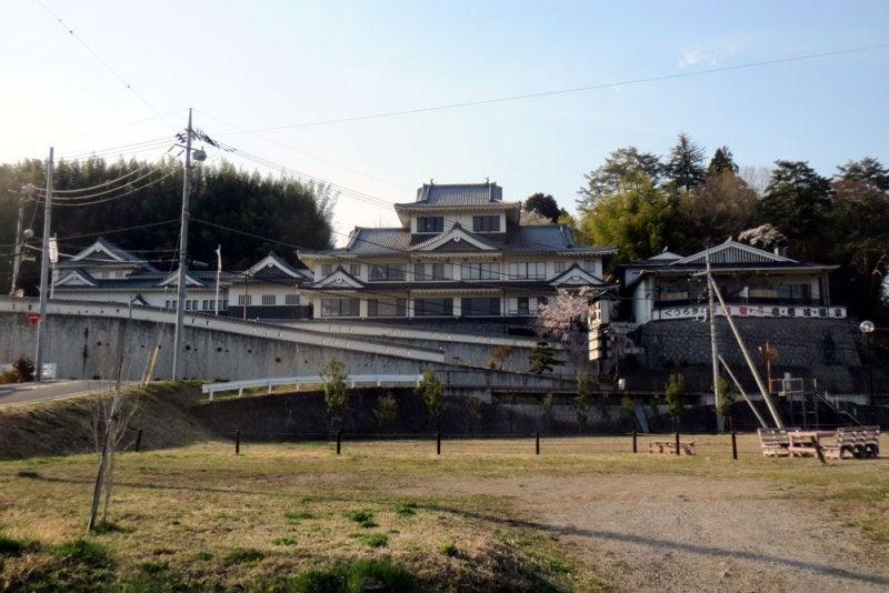 岩櫃城②くつろぎの館