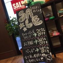 新春SALE!!