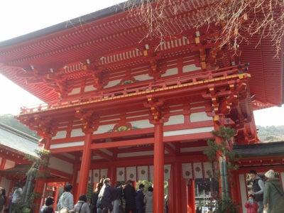2016初詣 近江神宮