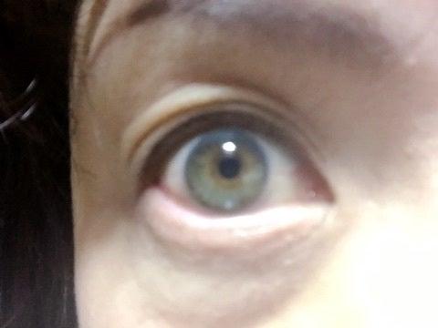 私の目の色、スゴいんです。(≧∀...