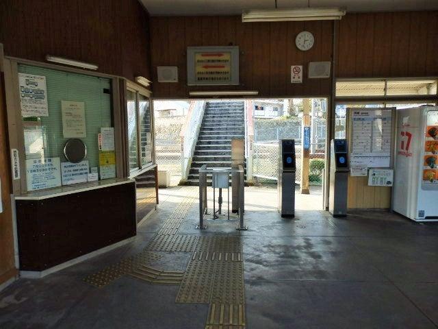 呉線安芸川尻駅~日本一短いトン...