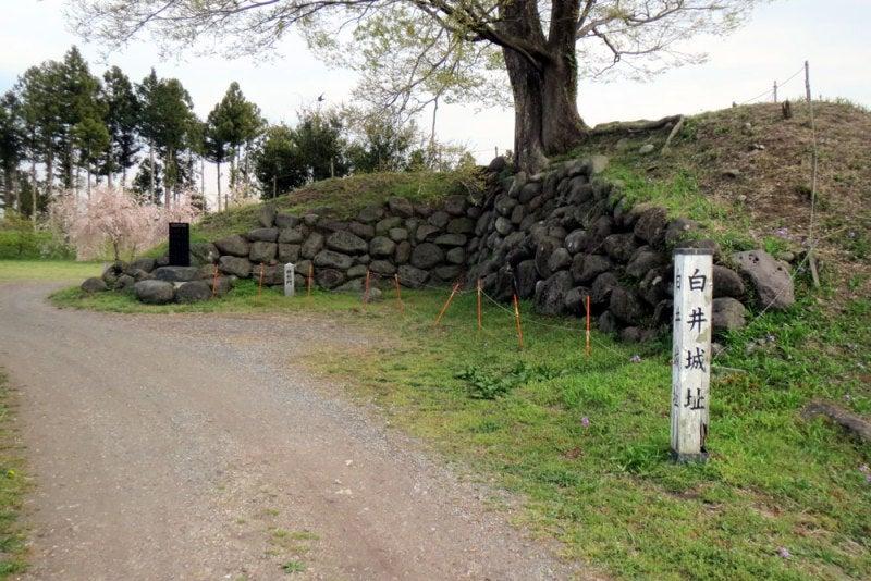 白井城⑧枡形門