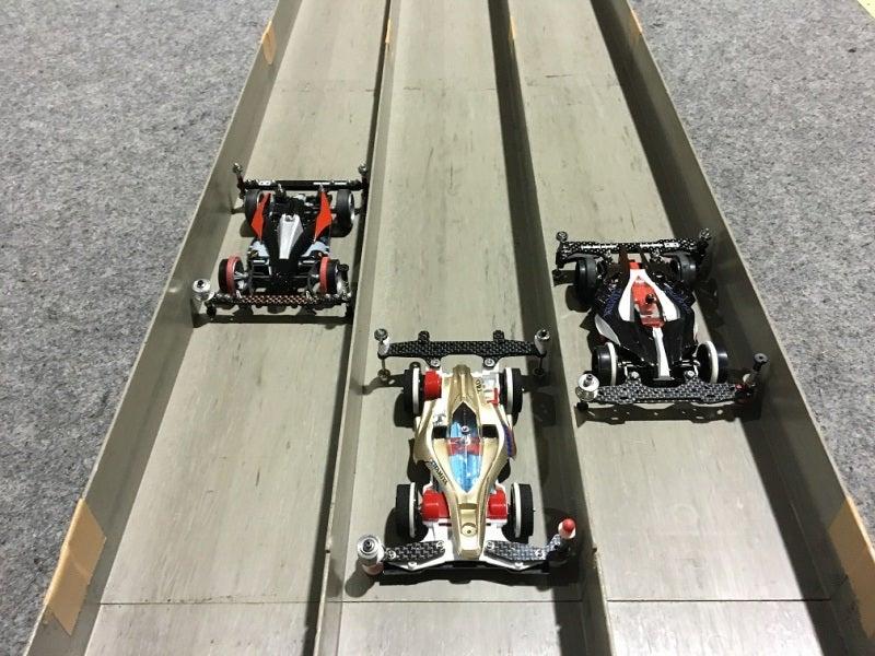 第37回MCR杯フラットクラス入賞マシン