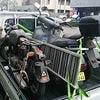 東京都でオートバイの処分が無料でした。もちろん廃車手続きも【東京都・北区】の画像