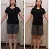 4か月で マイナス 16.2kg減!!の画像