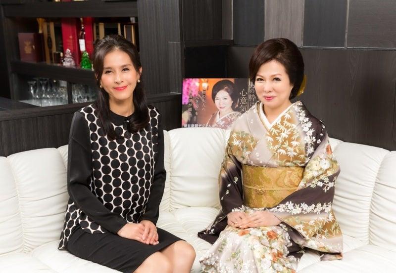 朝日新聞デジタル&M 杉本彩さん&由美ママ