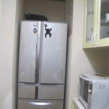 冷蔵庫が新しくなりま…