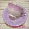 フリルカットのカップ&ソーサー♡の画像