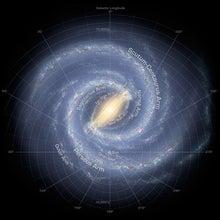 夜空の、天の川銀河が、すげぇ|...