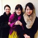 昨年もお世話になりっぱなし!本当に素敵な先生(^^♪ 2月東京で講座がありますよ!の記事より