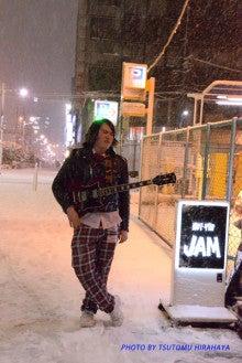 140214雪の中