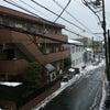 大雪でしたねの画像