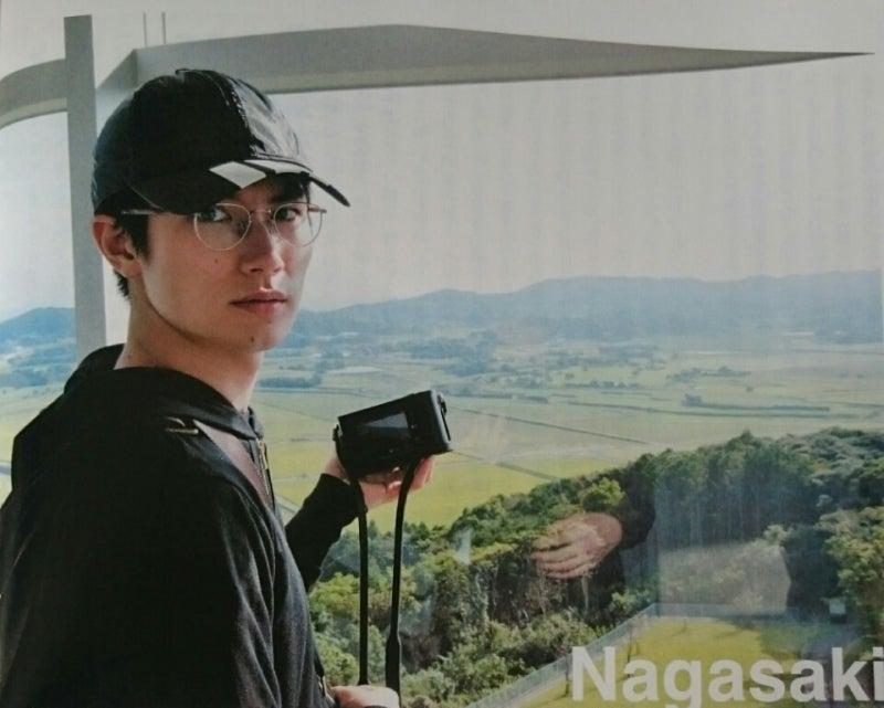 まずは『25歳のメガネ春馬くん』の記事でもキュンツボと言ったこのお写真~♡